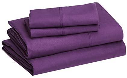 AmazonBasics; fleece sheets
