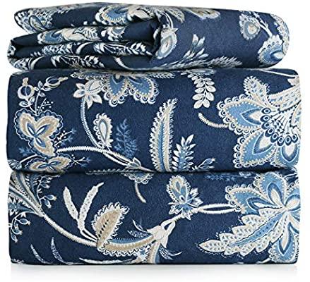 AM Home Fashion king-size fleece sheets