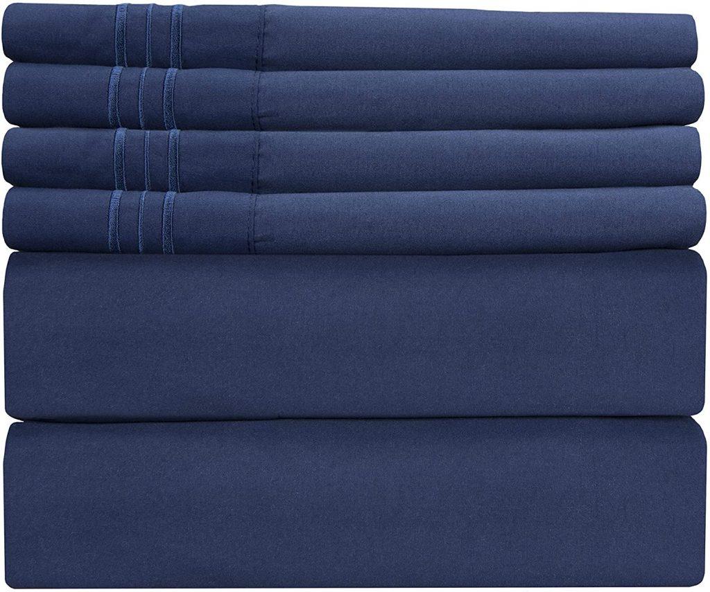 fleece sheets king size