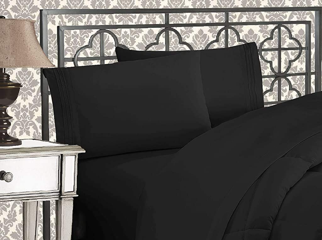Full-Size Fleece Sheet Set