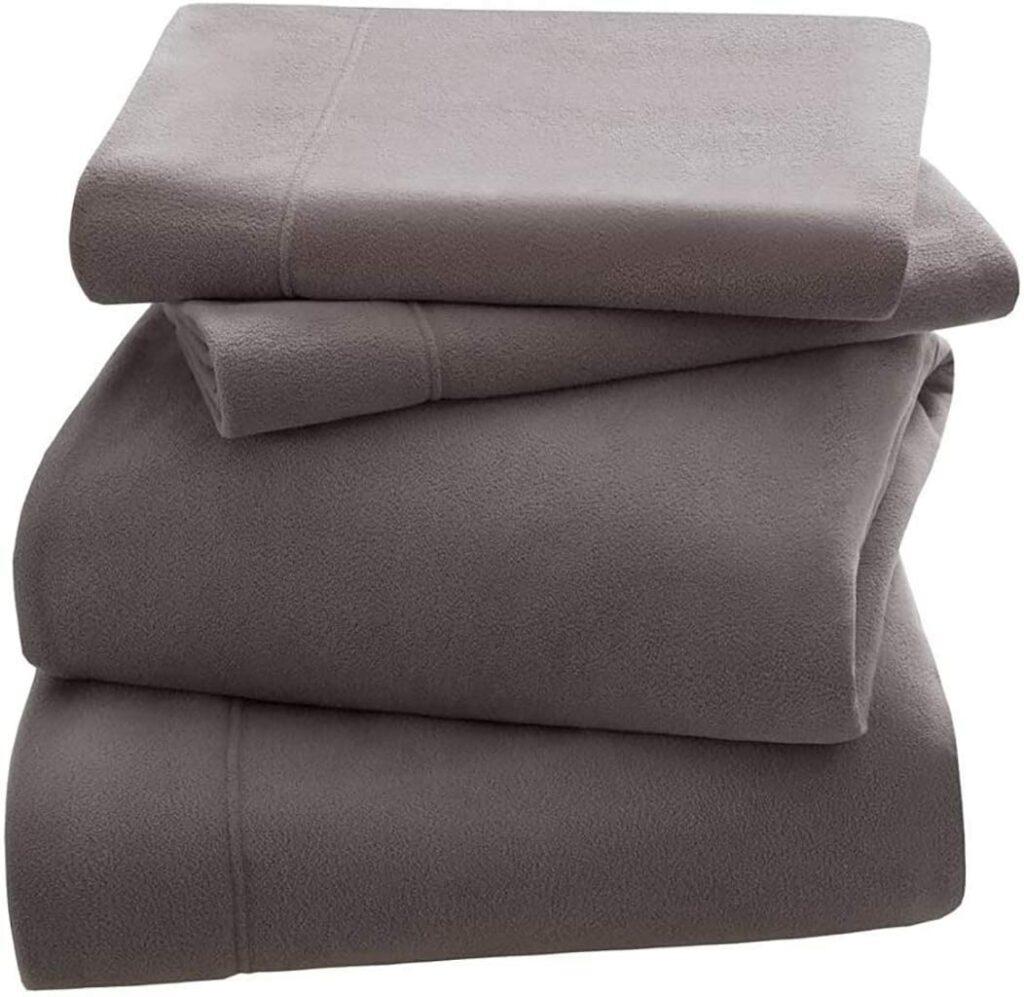 Micro Fleece Soft Plush Sheets