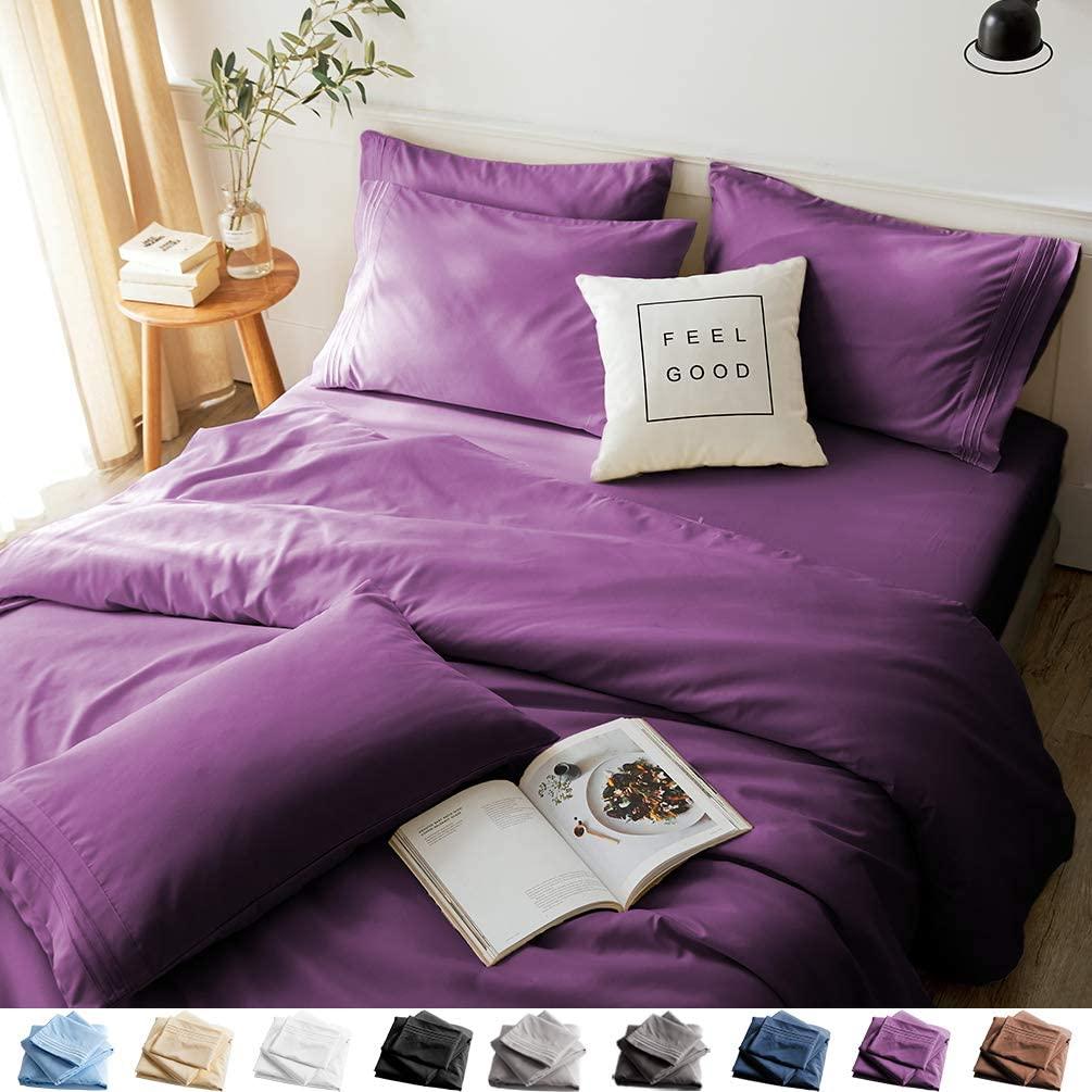 Full-Size Bed Sheets Set