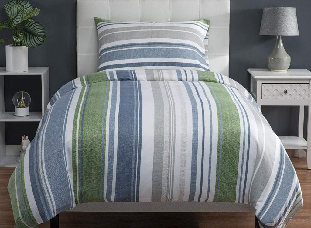 100% Cotton Twin Bedding Set