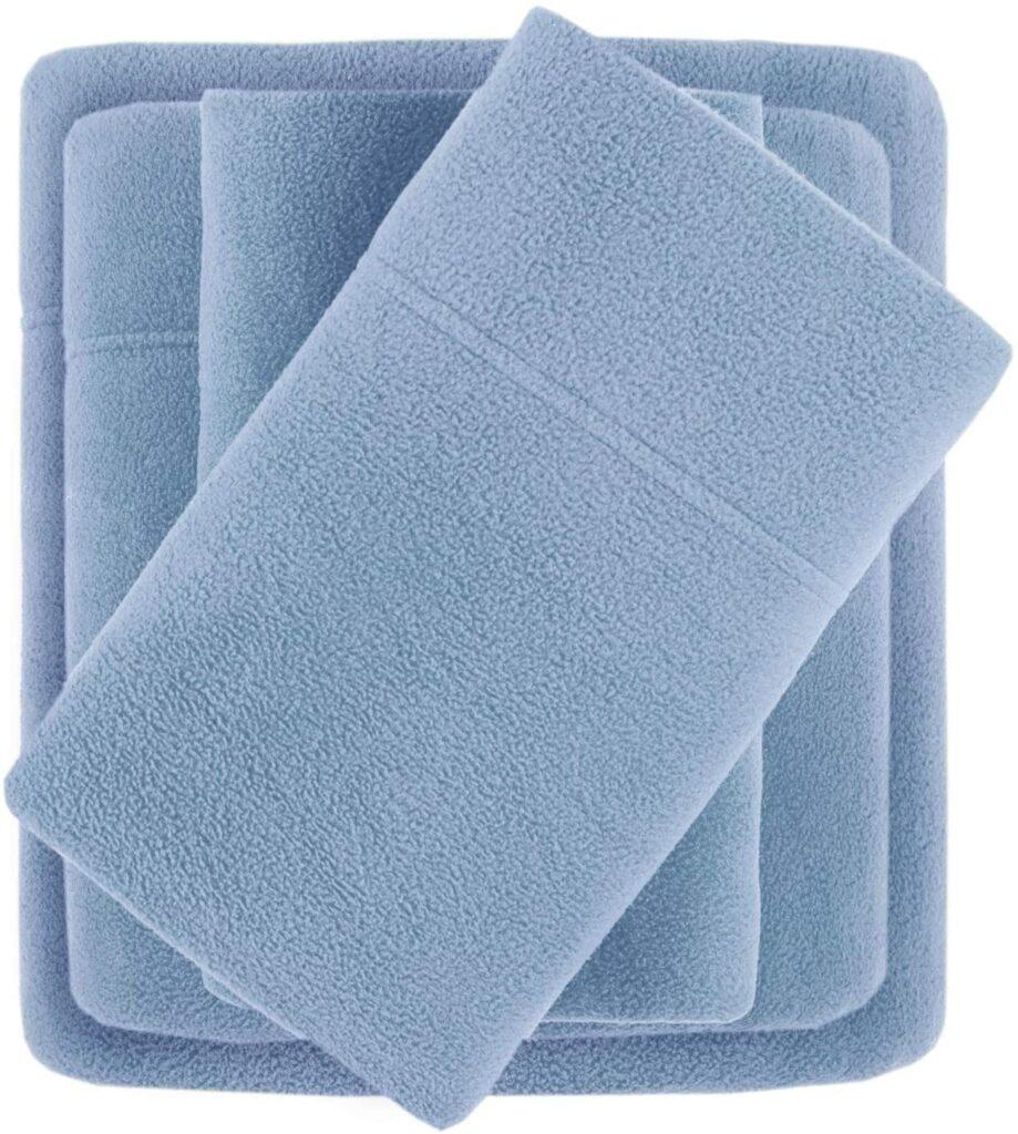 Micro Fleece Sheets Twin