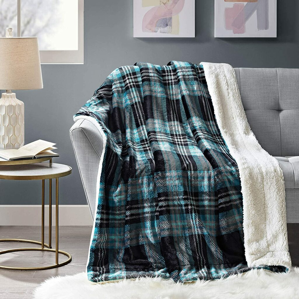 Sherpa For Couch And Bed