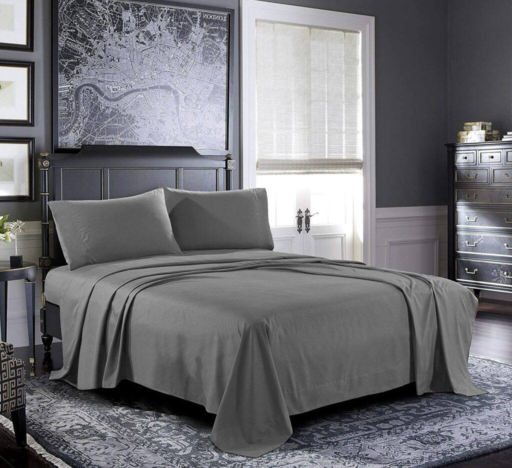 1800 Brushed Microfiber Queen-Size