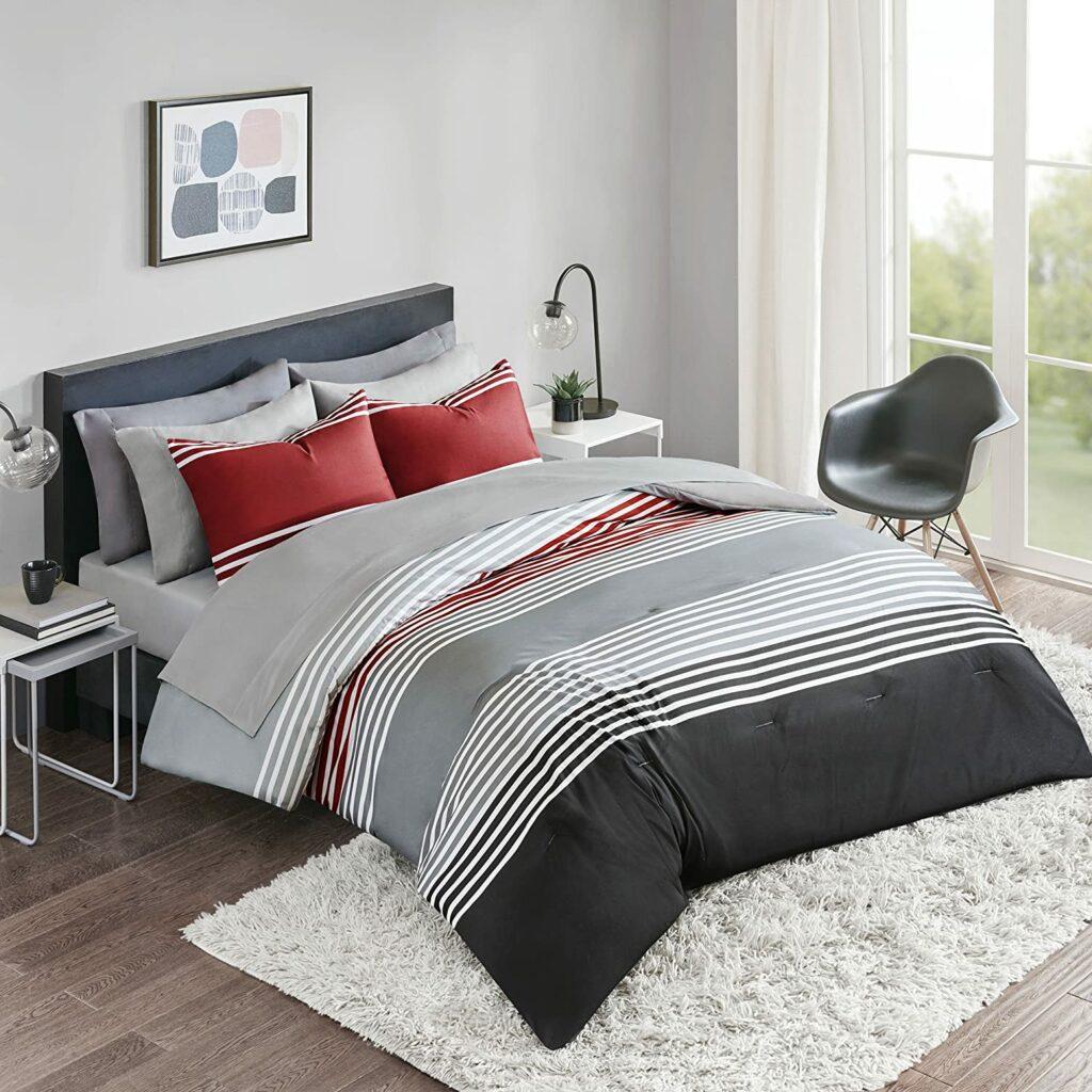 Fleece Sheets Queen Comforter Set